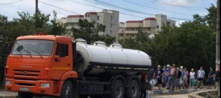 В Крыму снова большая проблема с водой: рассказ российского блогера (ВИДЕО)