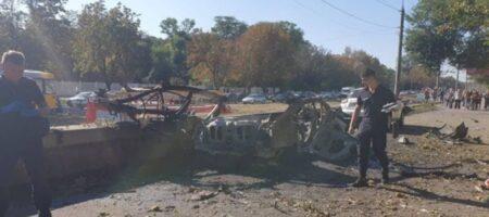 Взрыв авто в Днепре: к днищу машины прикрепили бомбу