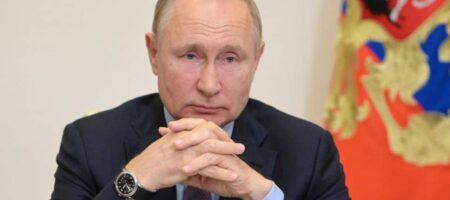В Кремле рассказали о состоянии здоровья Путина на самоизоляции