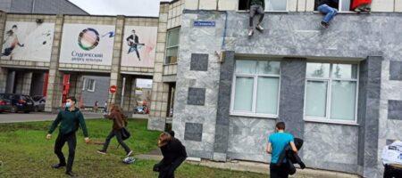 Полиция ликвидировала злоумышленника, который открыл стрельбу в Пермском вузе (ФОТО)