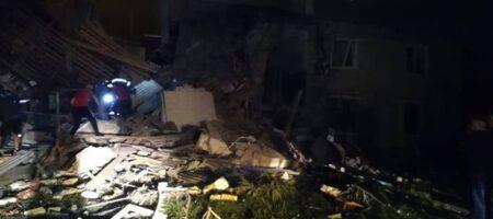 В России второй за неделю взрыв газа в жилом доме, есть жертвы