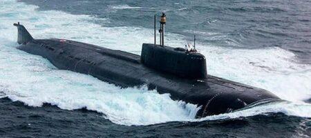 Российская подлодка запустила крылатую ракету в Баренцевом море