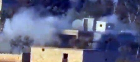 МЕСИВО! В Сирии нанесли ракетный удар по штабу российских наемников (ВИДЕО)