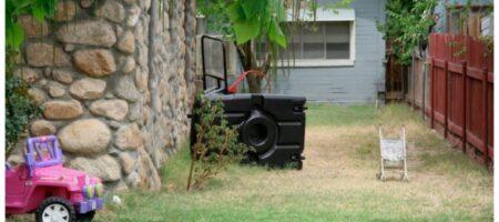 Тест на внимательность: найдите кота во дворе за 1 минуту