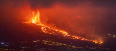 Извержение вулкана на Канарах: власти подсчитали убытки (ВИДЕО)