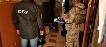 """В Сумской области задержали банду, которой управляли """"воры в законе"""" (ВИДЕО)"""