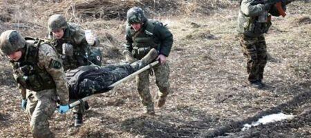 Оккупанты на Донбассе ранили двоих служащих ВСУ