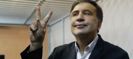 Саакашвили в тюрьме потребовал помощь реаниматологов