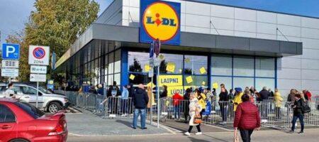 Сеть супермаркетов Lidl готовится зайти в Украину, - СМИ