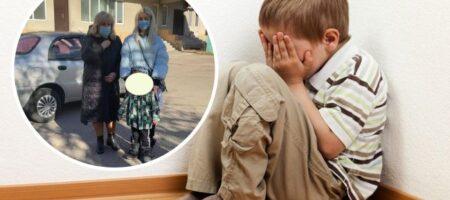 В Харькове мать избивала маленького сына в прямом эфире Instagram: малыш запуган и истощен
